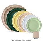 "GET DP-509-S 9""Dinner Plate, Melamine, Sandstone, Supermel"