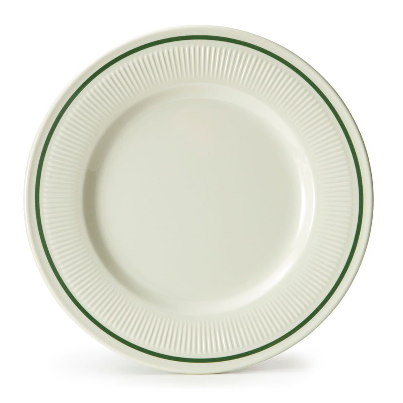 "GET E-10-K 10-1/4""Dinner Plate, Melamine, Monarch Kingston"