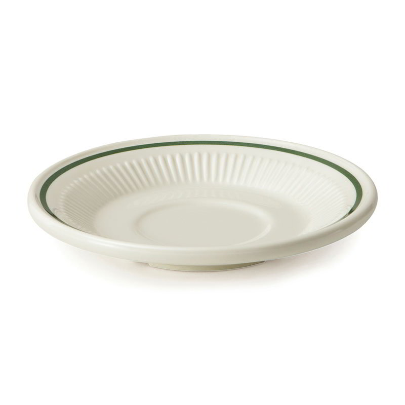 "GET E-2-K 5-1/2""Saucer, Melamine, Monarch Kingston"