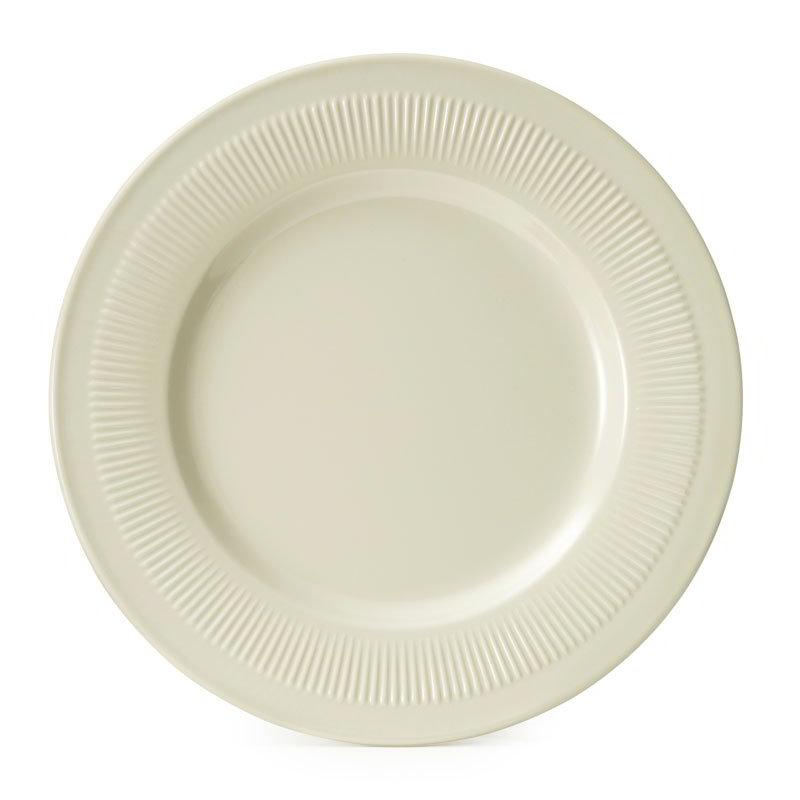 """GET E-7-P 7-1/4""""Salad/Dessert Plastic Plate, Monarch Princeware"""