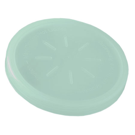 GET EC-07-LID-JA Jade Lid For EC-07 & EC-13 Soup Containers