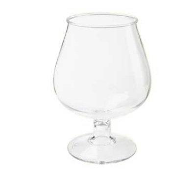 Get BRA-2-PC-CL 16-oz Brandy Glass, Clear Polycarbonate