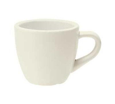 GET C-1004-IV 3-oz Break Resistant Melamine Espresso Cup, Ivory