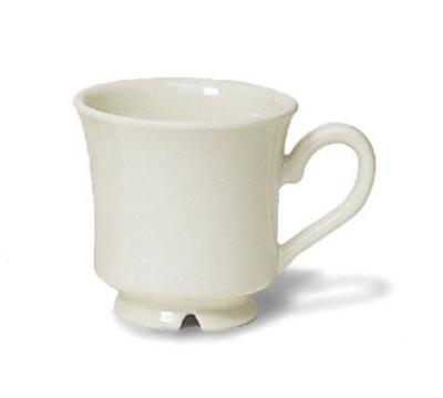 GET C-108-IV 7-oz Break Resistant Melamine Cup, Ivory
