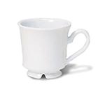 Get C-108-W 7-oz Break Resistant Melamine Cup, White