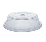 "Get CO-95-CL Cover For 10.4"" To 11.15"" Round Plates, Clear Polypropylene"