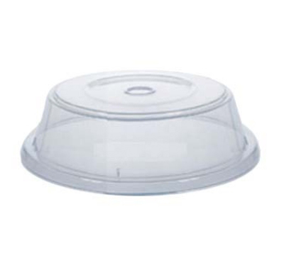 "Get CO-90-CL Cover For 8.25"" To 9"" Round Plates, Clear Polypropylene"
