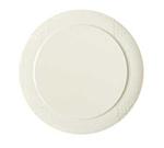 "GET RP-18-IV 18"" Sonoma Plate, Melamine, Ivory"