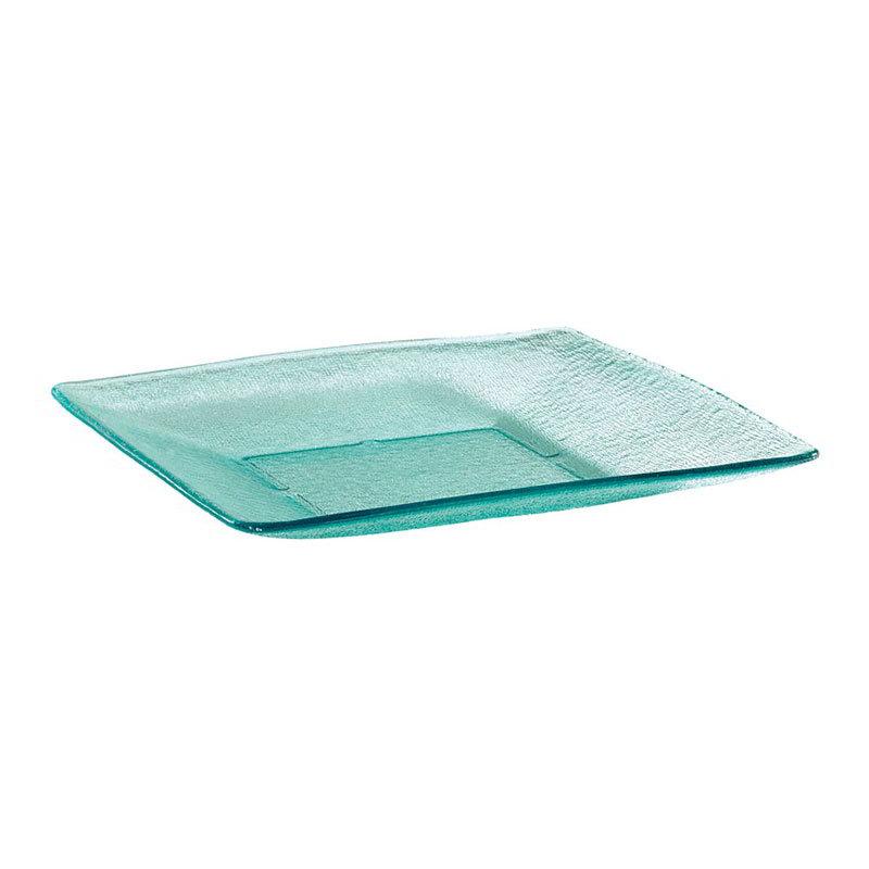"GET HI-2016-JA 12.75"" Square Cache Plate, Jade Polycarbonate"