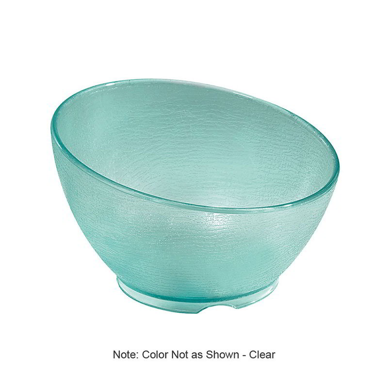 "GET HI-2037-CL 5"" Cache Cascading Bowl w/ 11.5-oz Capacity, Clear Polycarbonate"