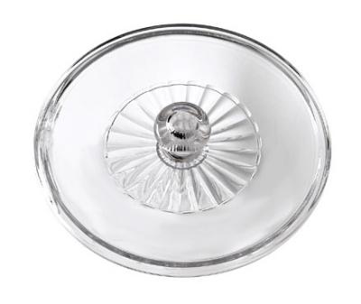 GET HI-2020-CL Lid for Ice Bucket HI2015, Clear Plastic