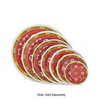 "GET M-5050-L 8""Lunch Plate, Melamine, Dynasty Longevity"
