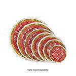 "GET M-5080-L 9-1/2""Dinner Plate, Melamine, Dynasty Longevity"