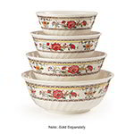GET M-606-CG 24-oz Bowl, Melamine, Dynasty Garden, Fluted