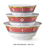 "GET M-808-L 52-oz Bowl, 8-1/4"" Wave, Melamine, Dynasty Longevity"