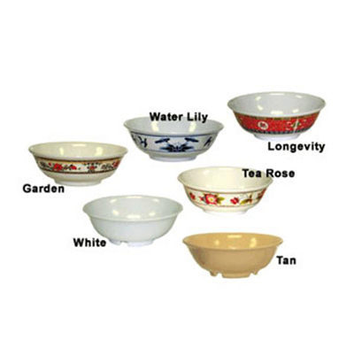 "Get M-813-T 74-oz Bowl, 10"" Melamine, Tan, Supermel"