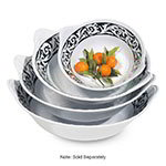 "GET ML-117-SO 1qt. Bowl, 9"" Melamine,  Soho"