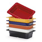 "GET ML-17-BUI 1/3-Size Food & Insert Pan For 12 x 20"" Opening, 6-Colors"