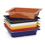 "GET ML-18-BUI 1/2-Size Food & Insert Pan For 12 x 20"" Opening, 6-Colors"