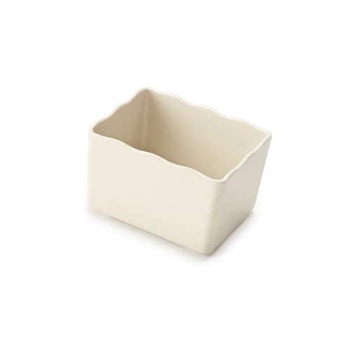 "GET ML-259-IV Build-A-Bar Crock, 6-2/5 x 5-1/10 x 3-9/10"", Ivory Melamine"