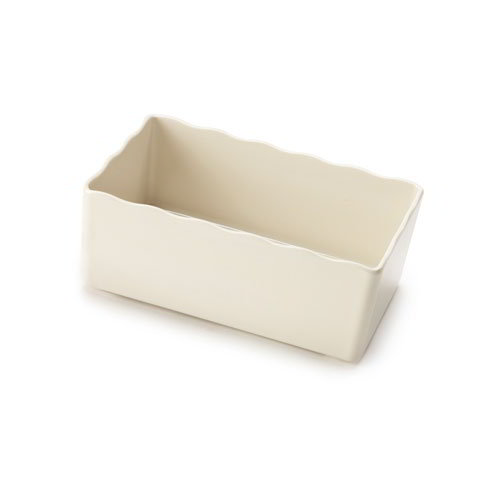 "GET ML-261-IV Build-A-Bar Crock, 6-2/5 x 10-1/5 x 3-9/10"", Ivory Melamine"