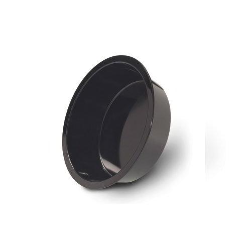 Get ML-272-BK 1.7-Gallon Insert For ML-271 Barrel, Black Melamine
