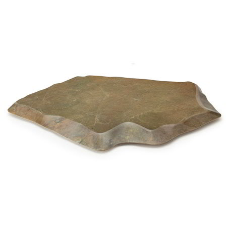 "GET ML-284-SLATE Stone Mel Display, 25.5 x 20.5 x .75"" Thick"