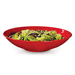 "GET ML-75-RSP 4 qt Bowl, 13-1/2"" Melamine, Red Sensation"