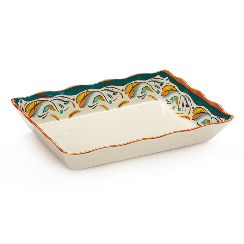 GET ML-88-BF 3.1-qt Bella Fresco Tray - Melamine