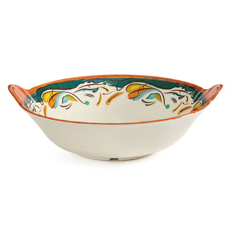 GET ML-93-BF 2-qt Bella Fresco Bowl - Melamine