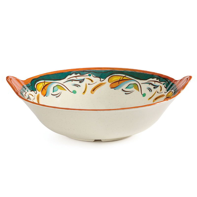 GET ML-95-BF 4-qt Bella Fresco Bowl - Melamine