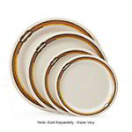 "GET NP-7-RD 7.25"" Diamond Rodeo Plate w/ Narrow Rim, Melamine"