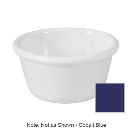 GET RM-388-CB 3-oz Ramekin, Plain, Melamine, Cobalt Blue