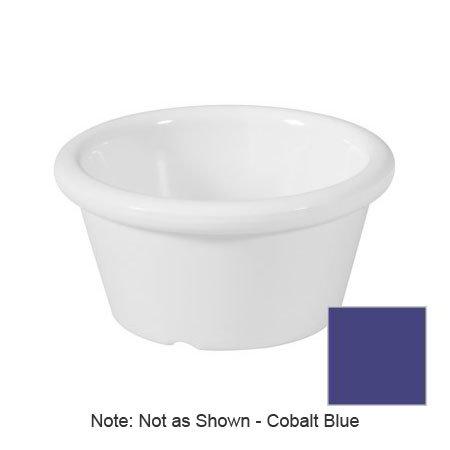 GET S-620-CB 2-oz Ramekin, Plain, Melamine, Cobalt Blue