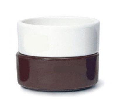 GET S-640-BR Ramekin, 4-oz, Plain Straight, Melamine, Brown