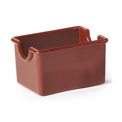 GET SC-66-BR Sugar Caddy, Plastic, Brown