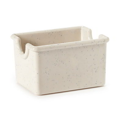 GET SC-66-IR Sugar Caddy, Plastic, Ironstone