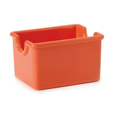 GET SC-66-RO Sugar Caddy, Plastic, Rio Orange
