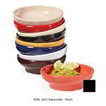 GET SD-05-BK 5oz Salsa Dish, Melamine, Black