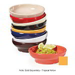 GET SD-05-TY Salsa Dish, 5-oz, Melamine, Tropical Yellow