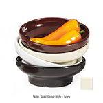 GET SD-06-IV Salsa Dish, 6-oz, Melamine, Ivory