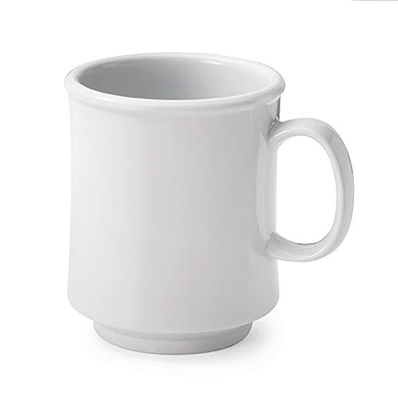 Get SP-TM-1308-W 8-oz Bake & Brew Mug, Stacking, Unbreakable, Plastic Dishwasher Safe, White