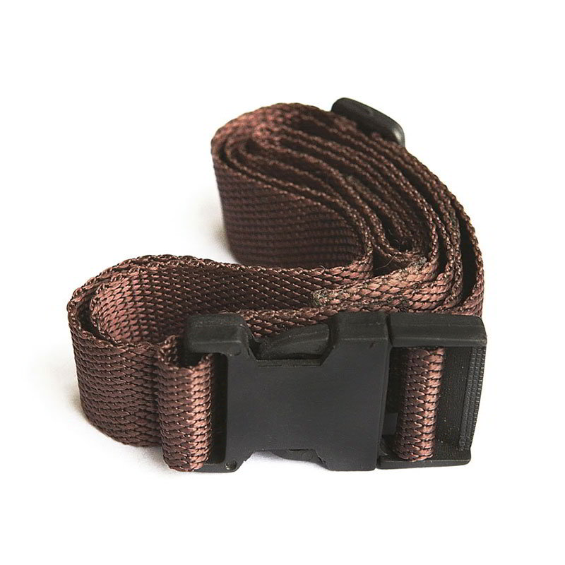 GET STRAPS Replacement Straps For High Chairs, Brown