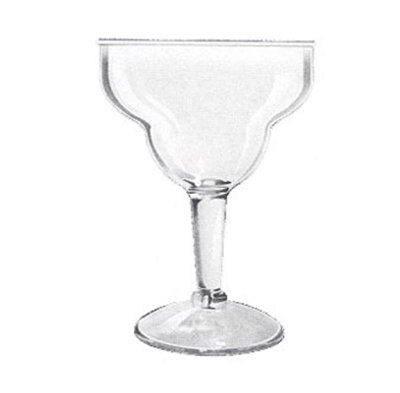 GET SW-1415-CL 36 oz Super Margarita Glass, Clear, SAN Plastic