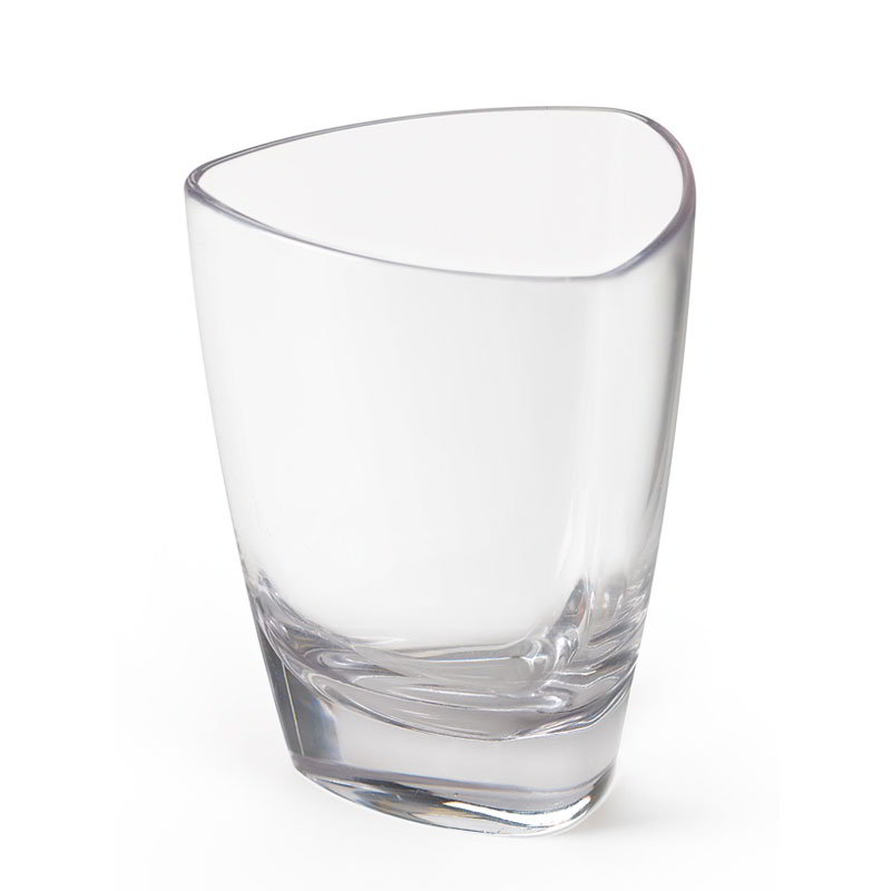 GET SW-1434-CL 3-oz Dessert Shot Glass - Plastic