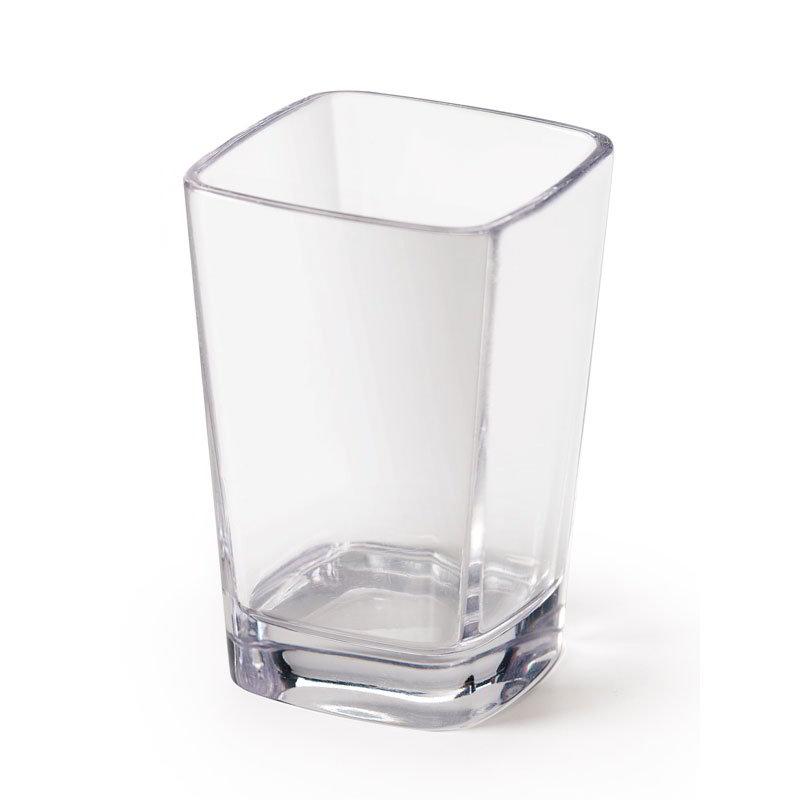 GET SW-1435-CL 3-oz Shot Glass, Plastic, Clear