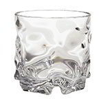 GET SW-1440-1-CL 12-oz L7 Rocks Glass, Clear Plastic