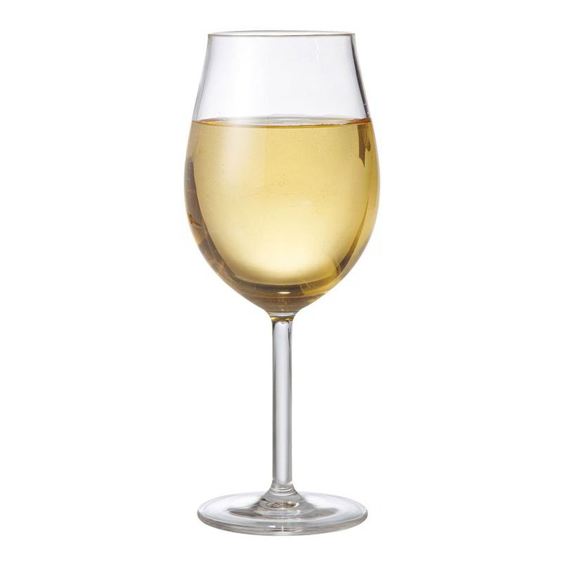 GET SW-1446-TRIT-CL 15-oz Wine Glass, Clear Plastic