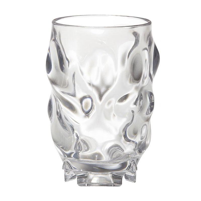 GET SW-1448-1-CL 5-oz Juice Glass, Clear Plastic