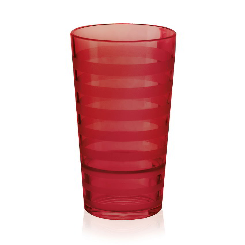 GET SW-1520-R 20-oz Orbis Tumbler - Red